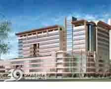 北京市海淀医院logo