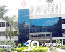 深圳市南岭医院logo